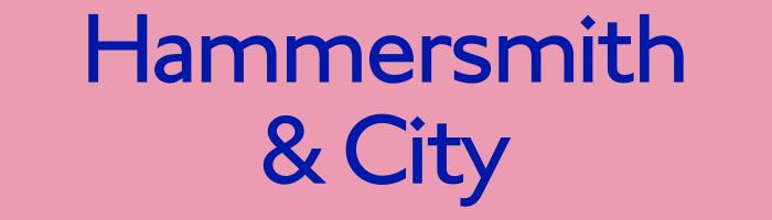 Hammersmith, linea rosa