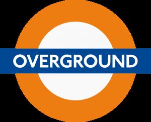 Overground de Londres Logo