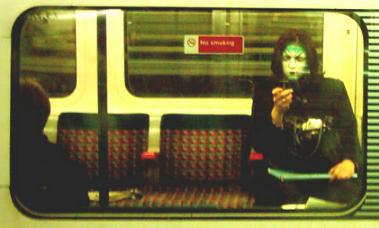 Miedo en the Tube