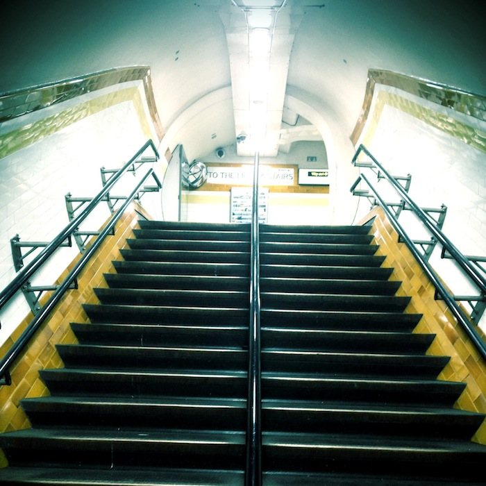 Escaleras Tube