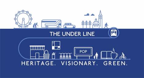 london underline