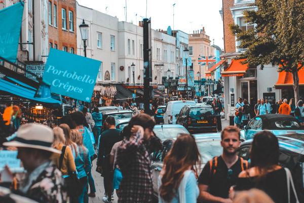 mercadillos en Londres